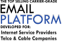 The Top Selling Carrier-Grade Mail Platform